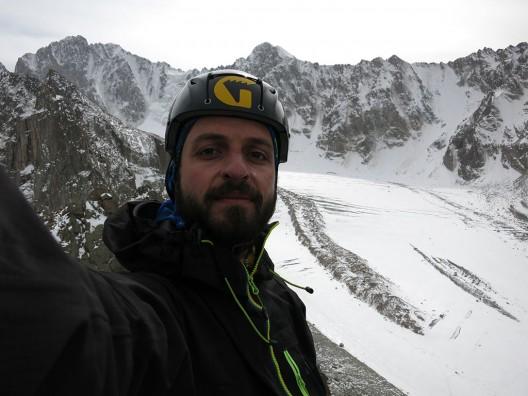 Peak Ratseka (4150m) Zirvesi