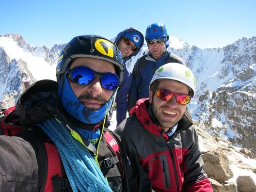 Peak Boks (4240m) Zirvesi
